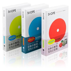 SCOPE BSSスライド復刻版 日本美術史